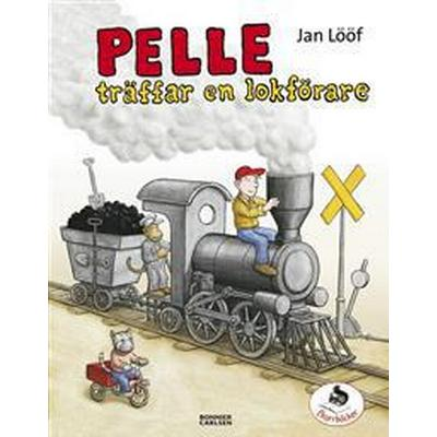 Pelle träffar en lokförare (E-bok, 2014)