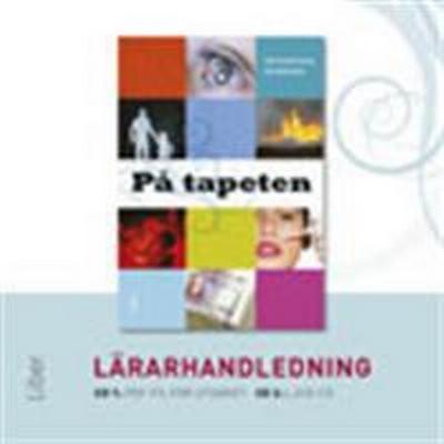 På tapeten Lärarhandledning cd (Övrigt format, 2013)