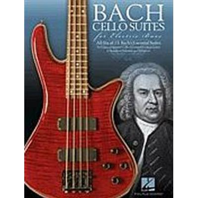Bach Cello Suites for Electric Bass (Pocket, 2014)