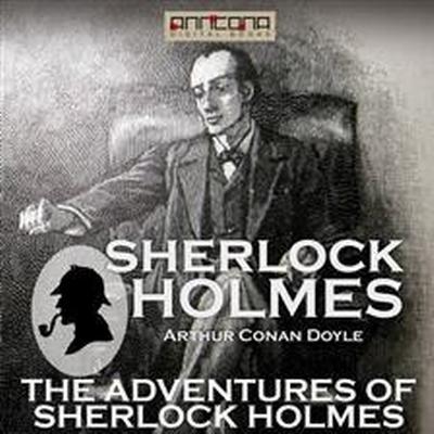 The Adventures of Sherlock Holmes (Ljudbok nedladdning, 2015)
