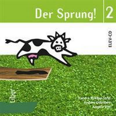 Der Sprung! 2 Elev-cd (ljud/audio) (Övrigt format, 2009)