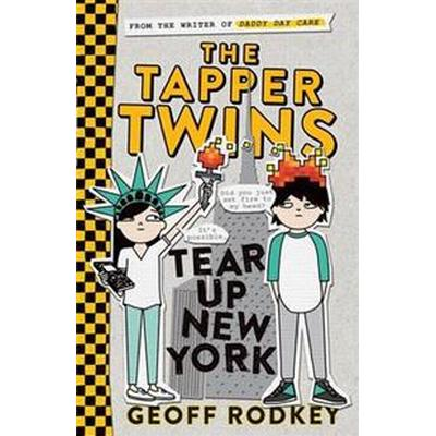 The Tapper Twins Tear Up New York (Storpocket, 2015)