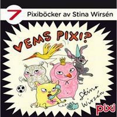 Pixibox: Vems Pixi? (Häftad, 2015)