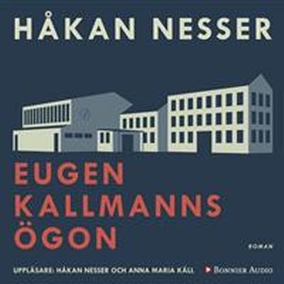 Eugen Kallmanns ögon (Ljudbok CD, 2016)