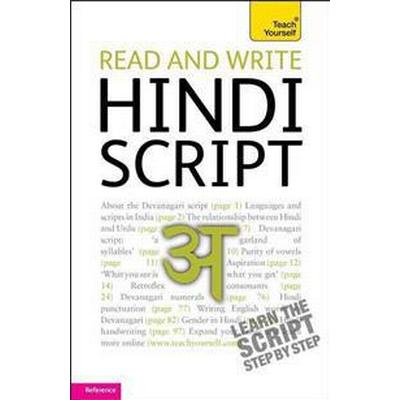 Teach Yourself Read and Write Hindi Script (Pocket, 2010)