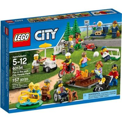 Lego City Fun In Park City People 60134