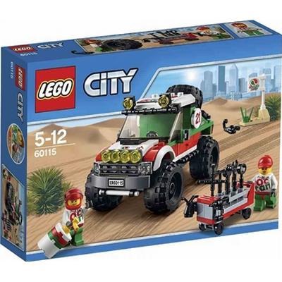 Lego City 4 x 4 Off Roader 60115