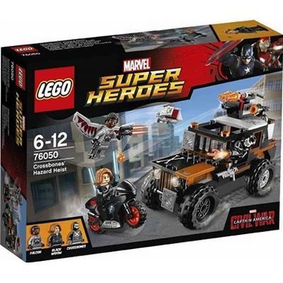Lego Super Heroes Super Heroes Captain America Movie 76050