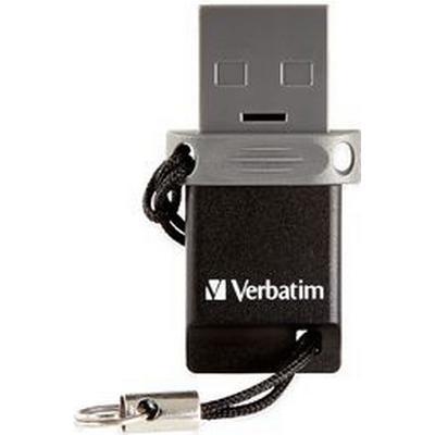 Verbatim Dual Drive 64GB USB 2.0
