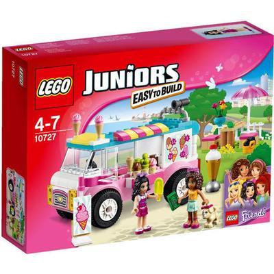 Lego Juniors Emma's Ice Cream Truck 10727