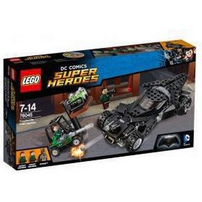 Lego Super Heroes Super Heroes Kryptonite Interception 76045