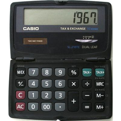 Casio SL-210TE
