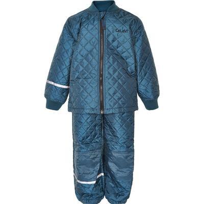 CeLaVi Basic Rain Suit - Iceblue (3555)
