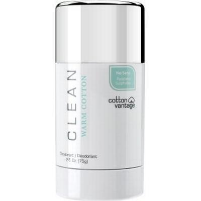 Clean Warm Cotton Moisture-Absorbent Deodorant 75g