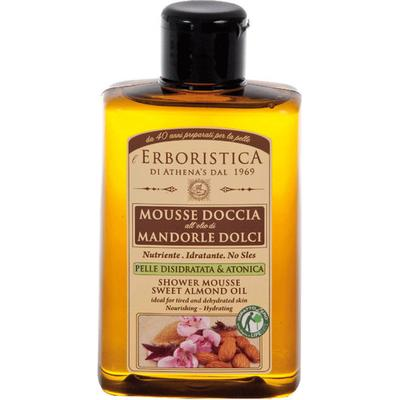 Erboristica Shower Mousse Sweet Almond Oil 400ml