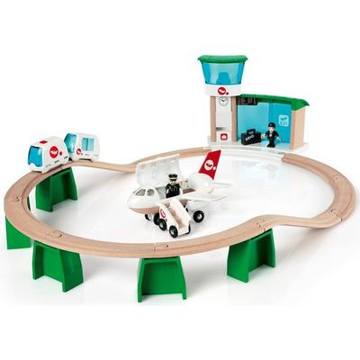 Brio Monorail Airport Set 33301