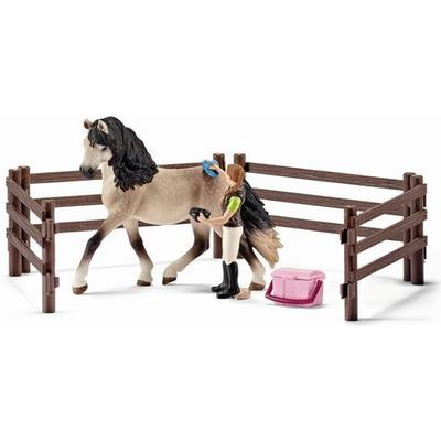 Schleich Horse Care Set Andalusian 42270