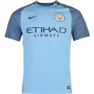 Nike Manchester City Home Jersey 16/17 Sr