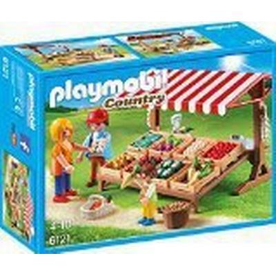 Playmobil Country Farm Farmer's Market 6121