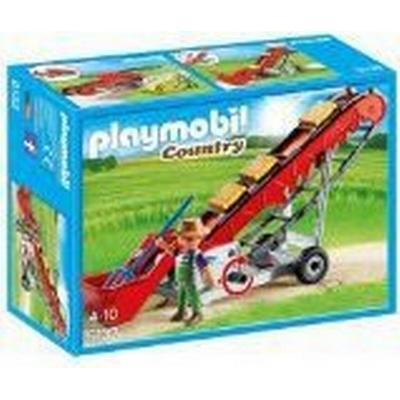 Playmobil Country Farm Hay Bale Conveyor 6132
