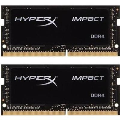 HyperX Impact DDR4 2133MHz 2x4GB (HX421S13IBK2/8)