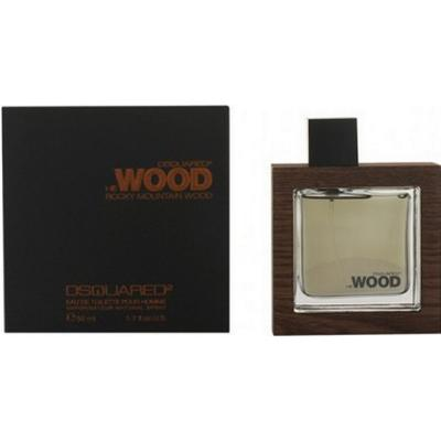 DSquared2 He Wood Rocky Mountain Wood EdT 50 ml