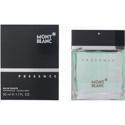 Mont Blanc Presence For Men EdT 50 ml