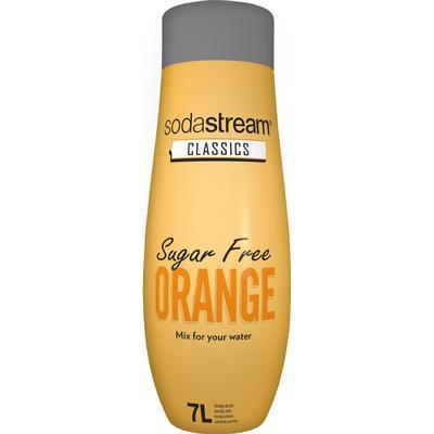 SodaStream Classics Orange sockerfri 0.44L
