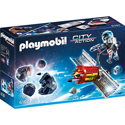 Playmobil Satellite Meteoroid Laser 6197