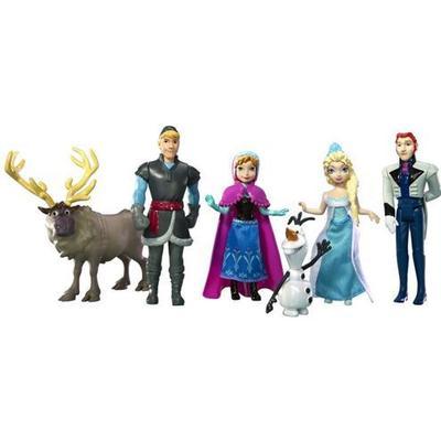 Diva Disney Frozen Complete Story Set