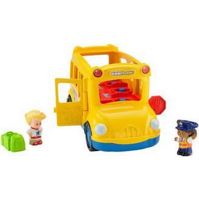 Fisher Price Little People Lil' Movers School Bus