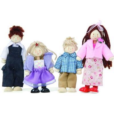 Le Toy Van Dollhouse Family