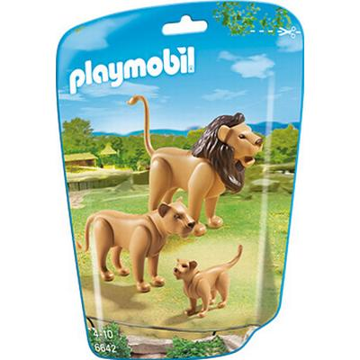 Playmobil Lion Family 6642