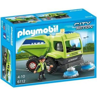 Playmobil Street Cleaner 6112