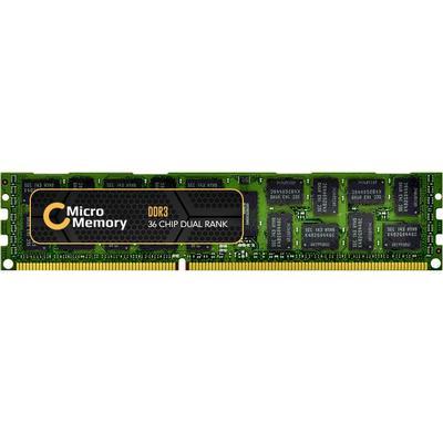 MicroMemory DDR3 1600MHz 4GB ECC Reg for Dell (MMD2626/4GB)