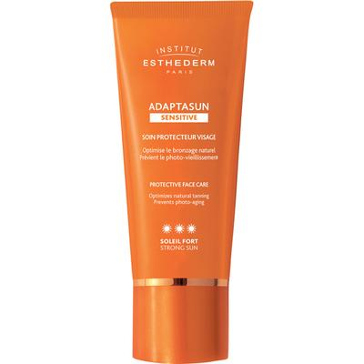 institut esthederm adaptasun sensitive skin face cream strong sun 50ml hitta b sta pris. Black Bedroom Furniture Sets. Home Design Ideas