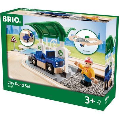 Brio City Road Set 33747