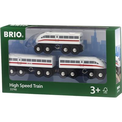Brio High Speed Train 33748