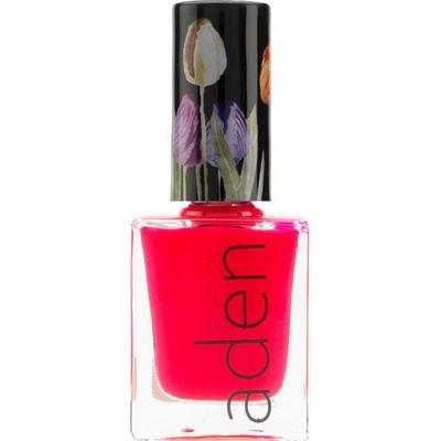 Aden Nail Polish Shocking Pink 11ml
