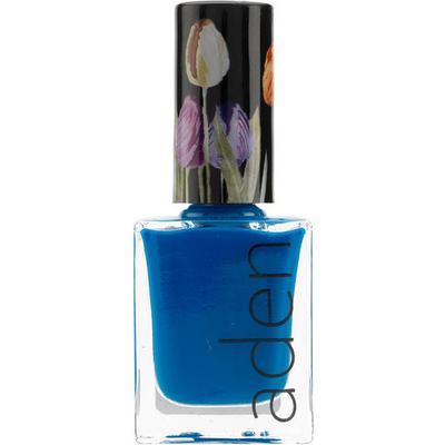 Aden Nail Polish Crazy Blue 11ml
