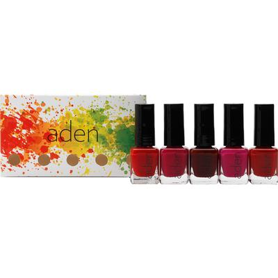 Aden Mini Nail Polish Set Marrakesh