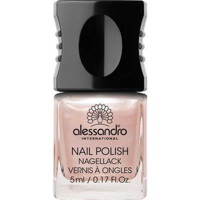 Alessandro Mini Nail Polish Shimmer Shell 5ml
