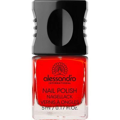 Alessandro Mini Nail Polish Classic Red 5ml