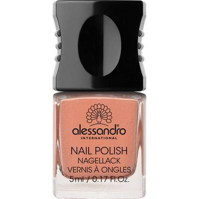 Alessandro Mini Nail Polish Toffee Nut 5ml