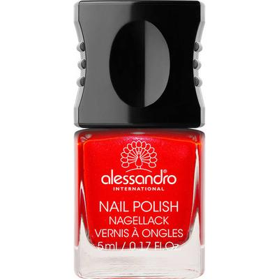 Alessandro Mini Nail Polish Berry Red 5ml