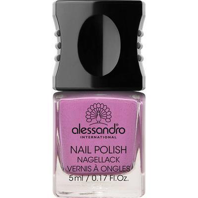 Alessandro Mini Nail Polish Silky Mauve 5ml