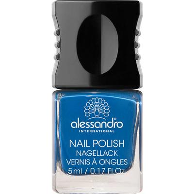 Alessandro Mini Nail Polish Blue Lagoon 5ml