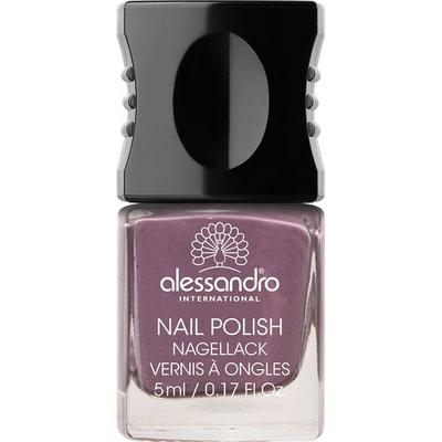 Alessandro Mini Nail Polish Dusty Purple 5ml