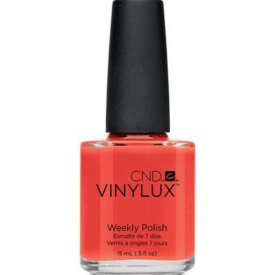 CND Vinylux Electric Orange 15ml