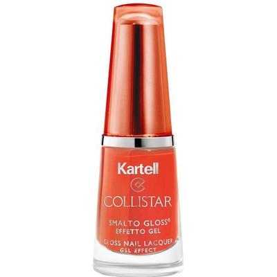 Collistar Transparency Gloss Nail Lacquer 544 Arancio Mobil 6ml